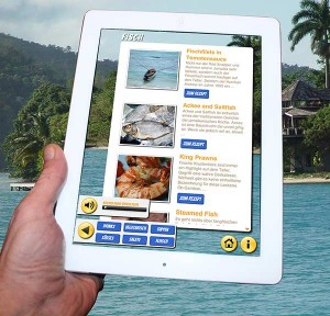 Karibisch Kochen iPad App