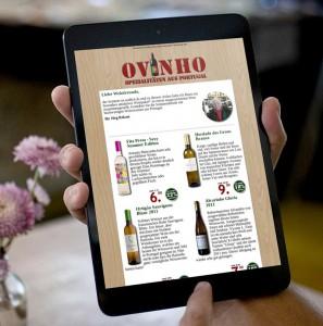 Responsive Newsletter - Ovinho