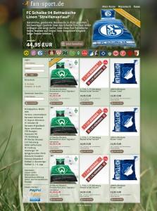 Homepage fan-sport.de