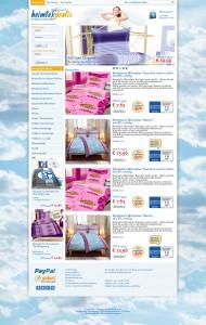 Homepage heimtex-profis.de